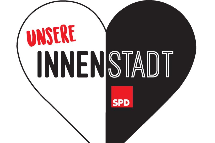 SPD-Konzept für die Innenstadt von Essen.